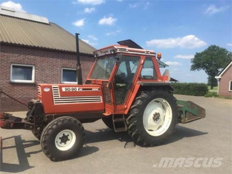 Fiat 90-90 2WD TRACTOR