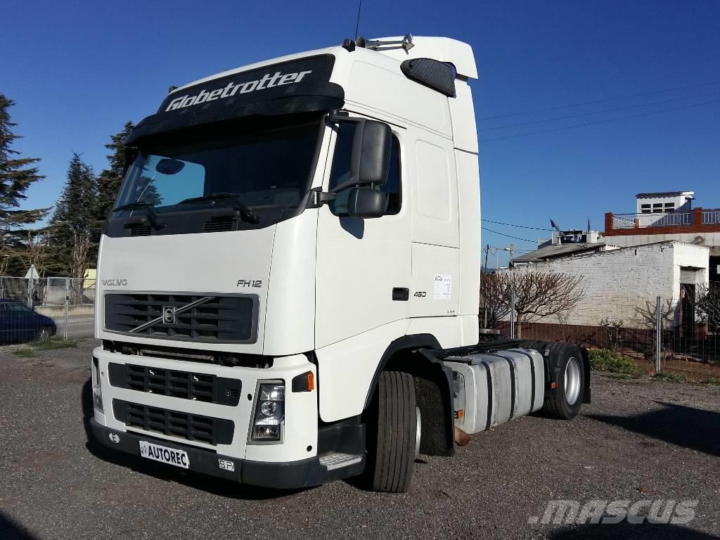 used volvo fh12 460 tractor units year 2006 price. Black Bedroom Furniture Sets. Home Design Ideas