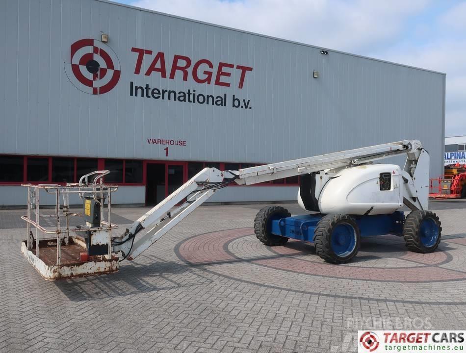JLG 600AJ Articulated 4x4 Diesel Boom Work Lift 2047cm