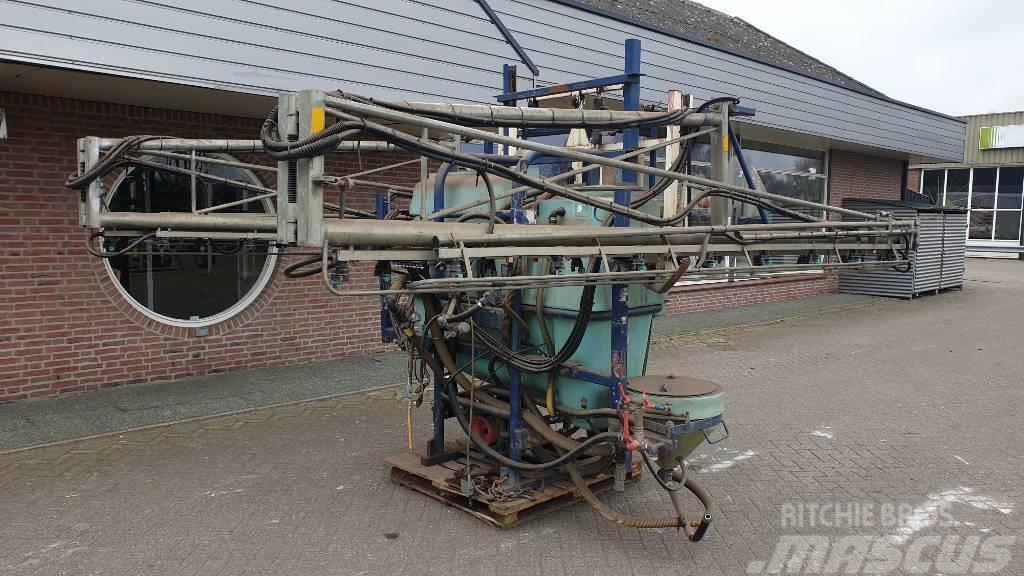 Sieger Veldspuit type SM