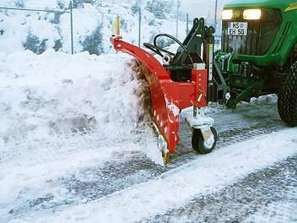 Adler S-SERIE sneeuwschuif
