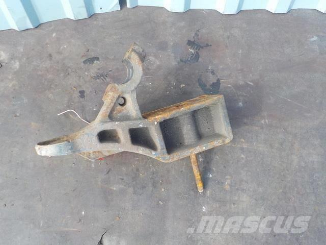 Mercedes-Benz Atego MPI Anti-roll bar bracket 9433234784