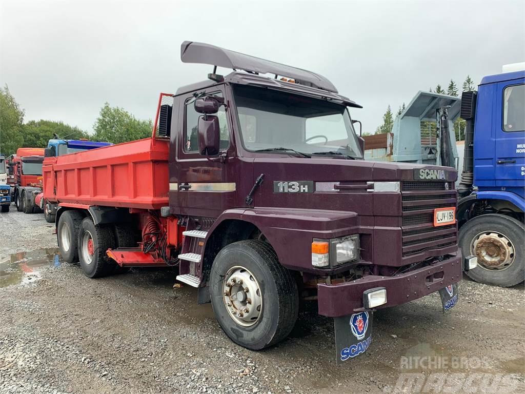 Scania T113 6x2
