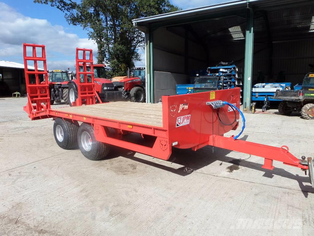 JPM 8 TONNE MIDI LOW LOADER