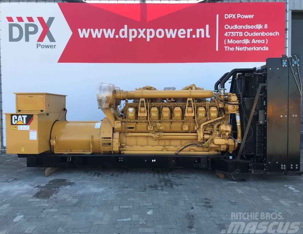 Caterpillar 3516B - 2.250 kVA Generator - DPX-25031