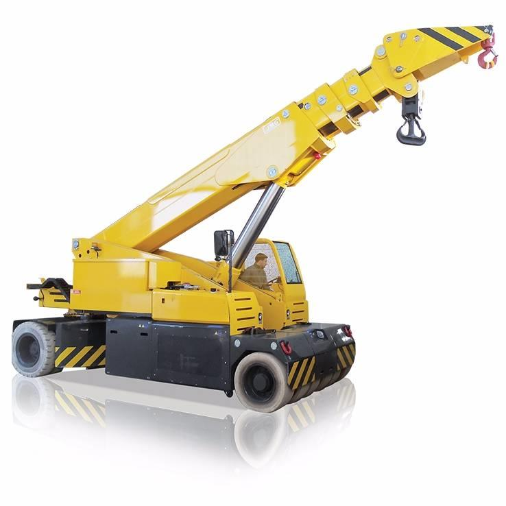 JMG Cranes MC 500