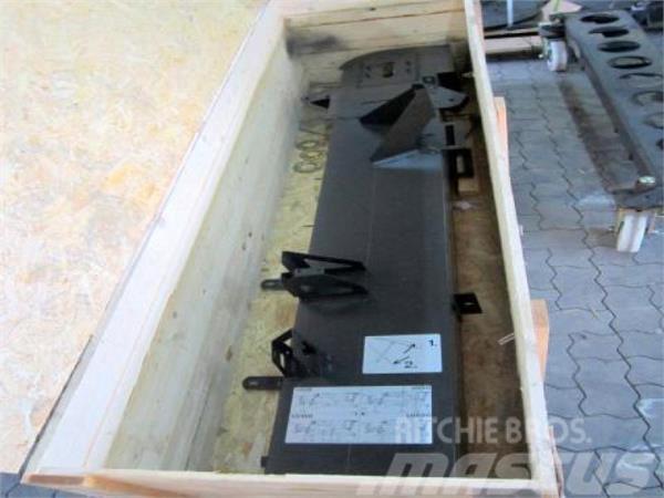 CLAAS Elevator-Schacht für Tucano (ET-Nr. 00 0549 537 1)