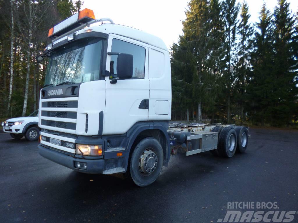 Scania R114gb6x2nz