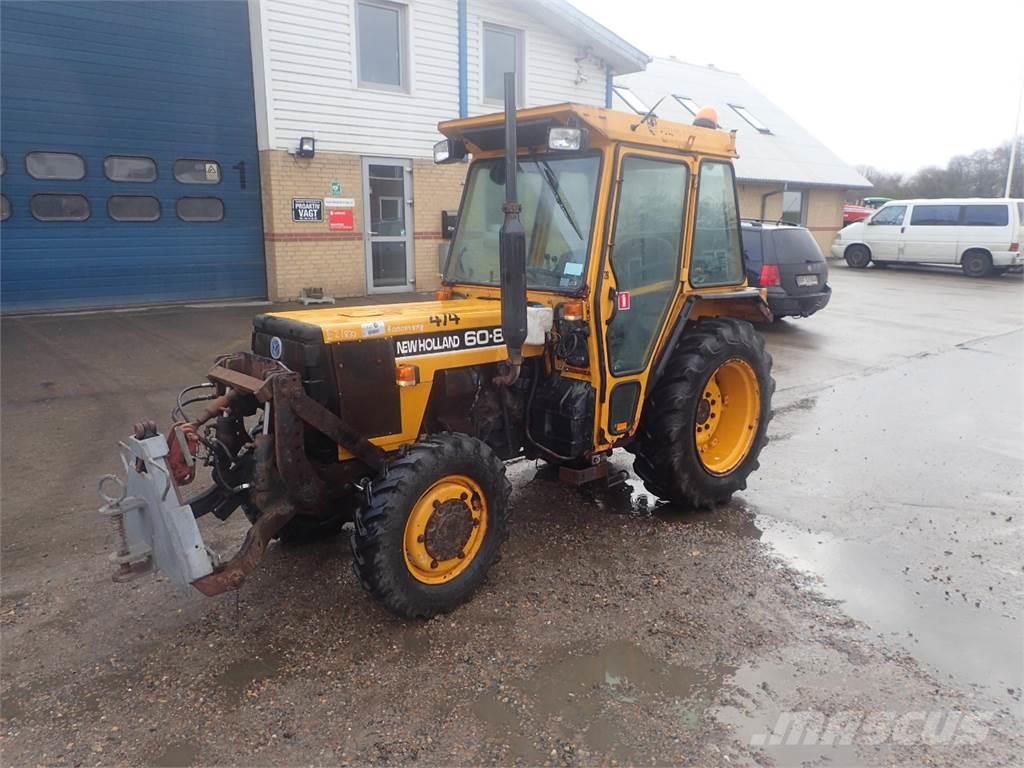 New Holland 60-86S