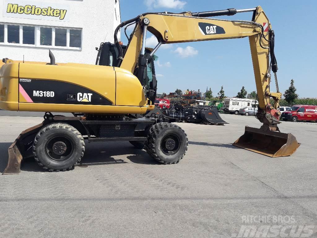 Caterpillar M 318 D