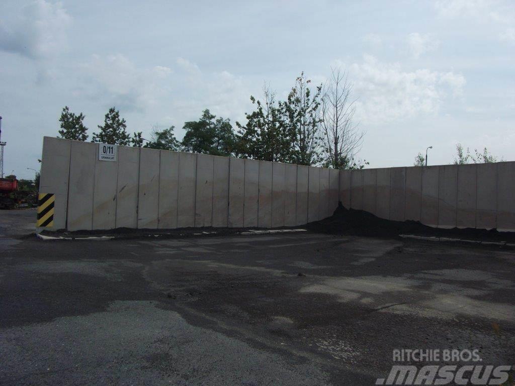 [Other] Mur oporowy element prefabrykowany muru oporowego