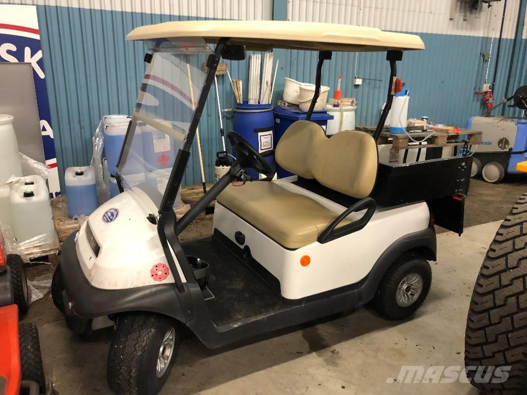 Club Car DS Precedent