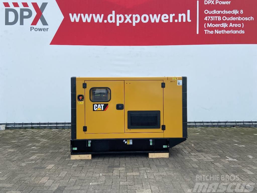 Caterpillar DE50E0 - 50 kVA Generator - DPX-18006