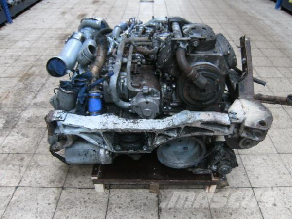 Used MAN Motor D2866LUH23 / D 2866 LUH 23 engines Year ...