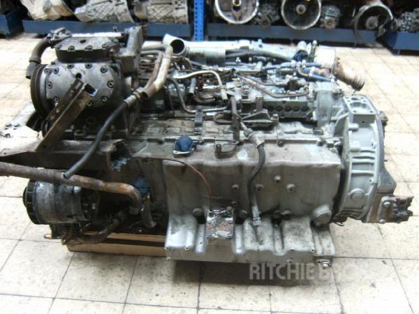 MAN Motor D2866LUH23 / D 2866 LUH 23 Emmerich, Baujahr ...