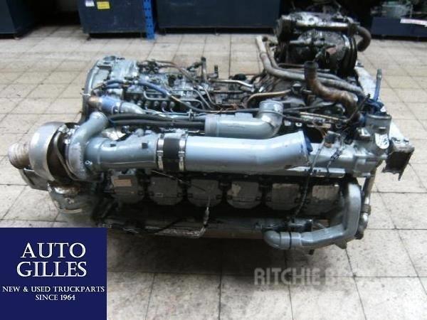 MAN Motor D2866LUH23 / D 2866 LUH 23