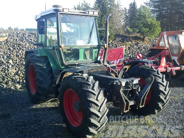 Fendt 395 GTA, 1992, Traktorer