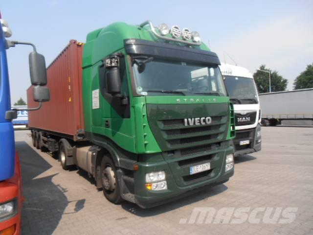 Iveco STRALIS  AS 440 S45 4X2