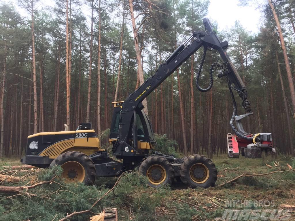 Eco Log 580 C