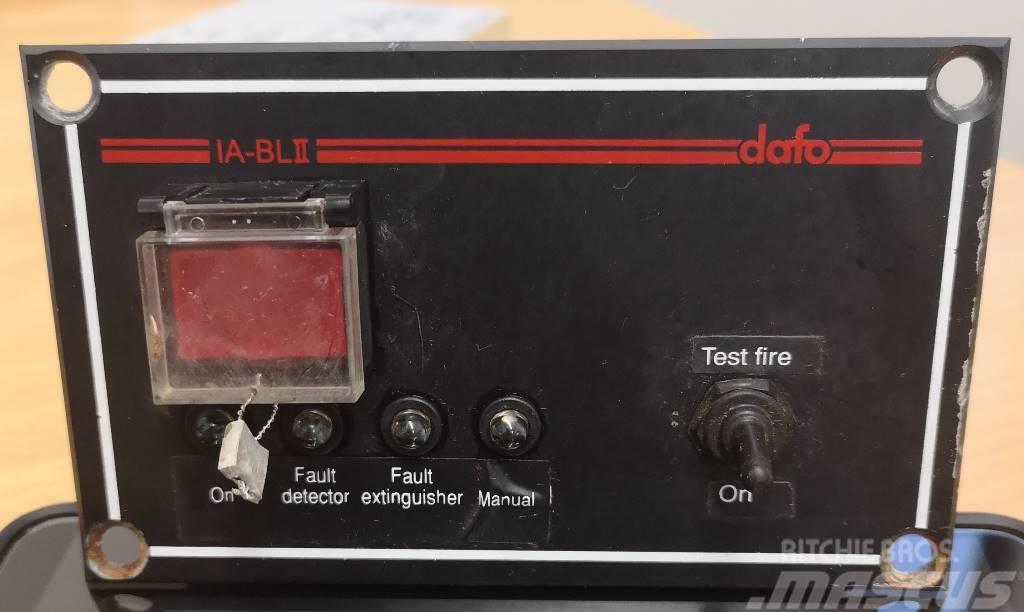 John Deere Timberjack FIRE CONTROL BOX 1470D/1270D/1270B/1110