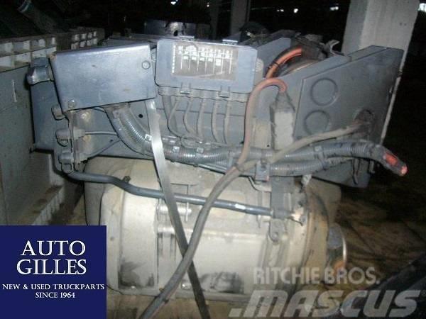 Iveco STRALIS Abgasanlage Bluetec