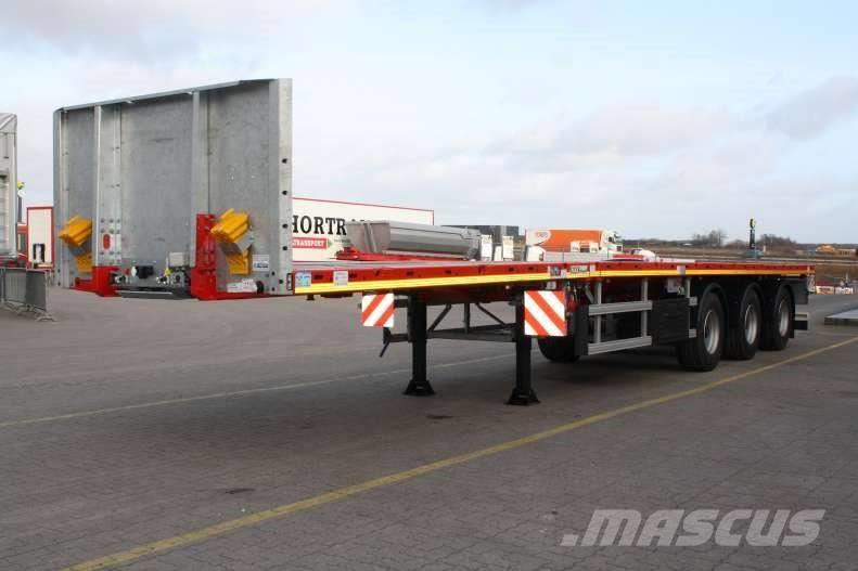 Max Trailer MAX210-Z-3AA- 29 meter - Hydr Styring