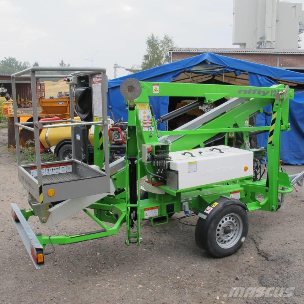 Niftylift Nifty 120 T