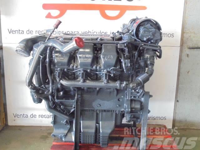 Mercedes-Benz OM 501 LA