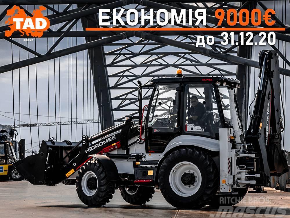 Hidromek HMK 102B A8