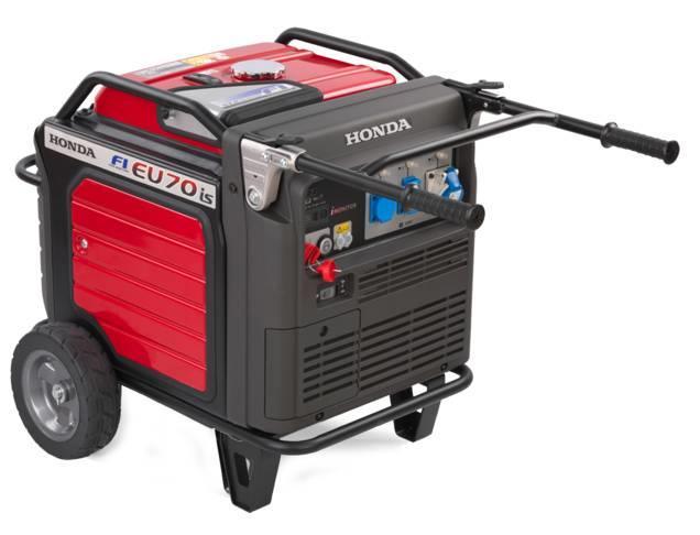 Honda Generator EU70is inverter 230V, 7kVA