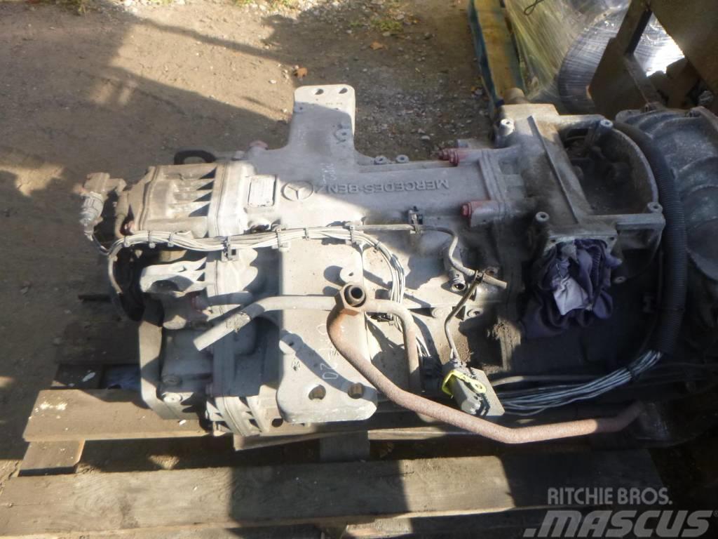 Mercedes-Benz Actros G211-16
