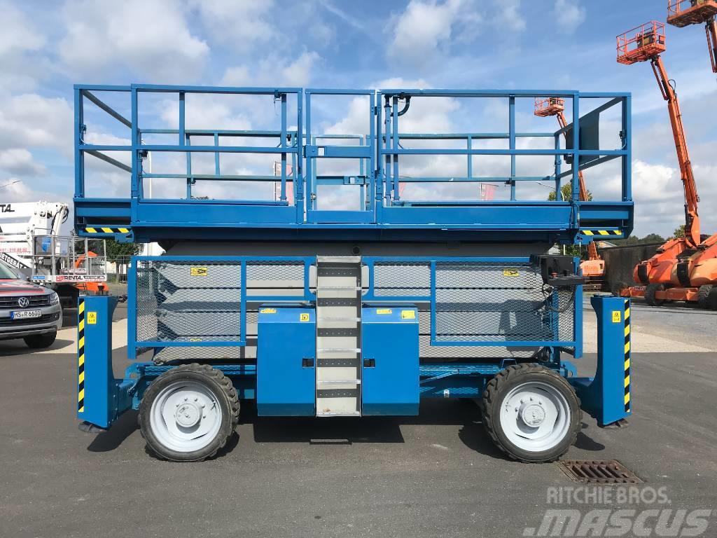 Genie GS5390 RT diesel 4x4 (1410)