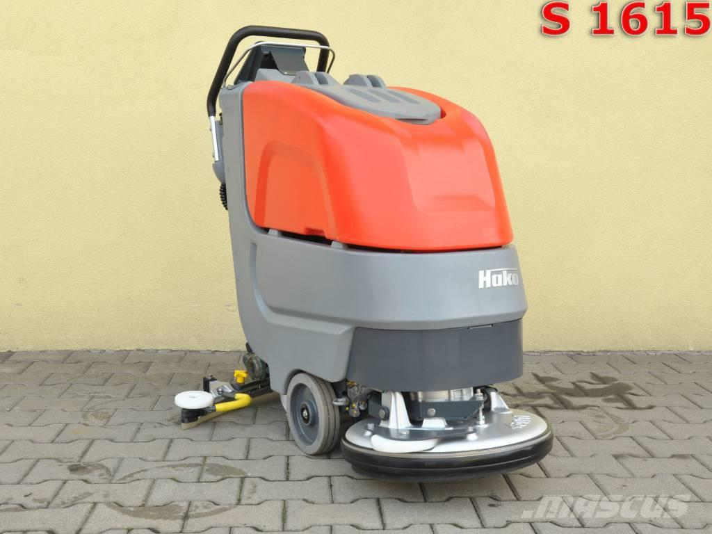 [Other] Scrubber dryer HAKO B30