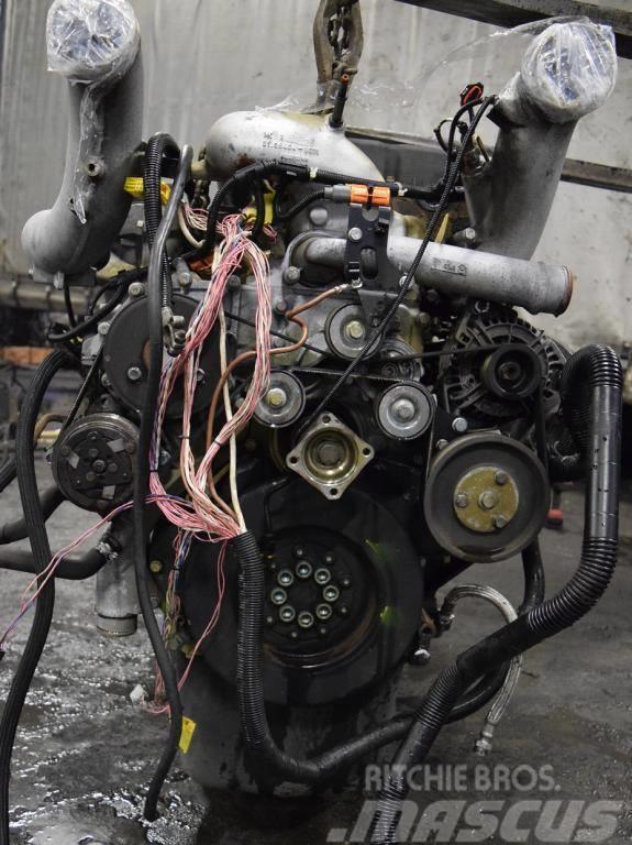 MAN TGA D2676LF14 EURO5 engine