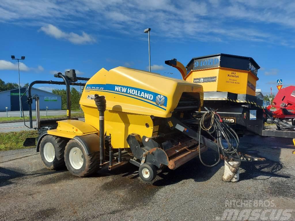 New Holland ROLLBALER 125 COMBI