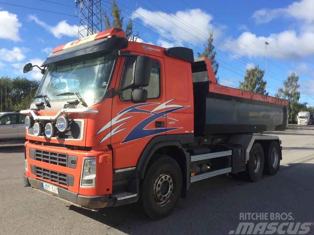 Volvo FM 480 6x2 Dumper