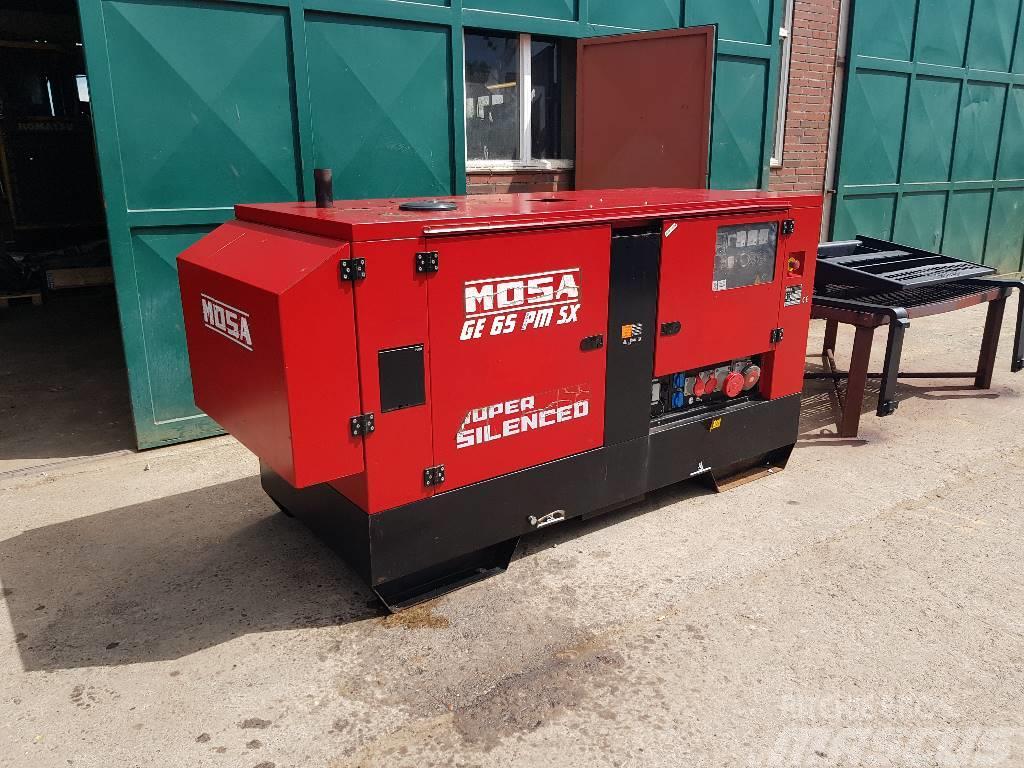 Mosa GE 65 PM SX Stromerzeuger