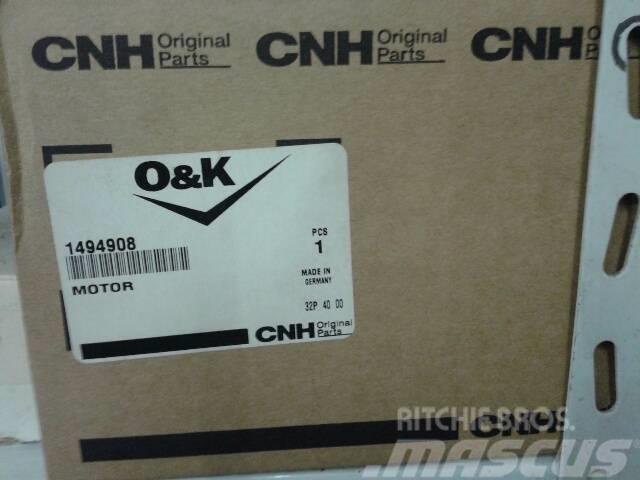 O&K RH 6.5 new regulator P/N 1494908