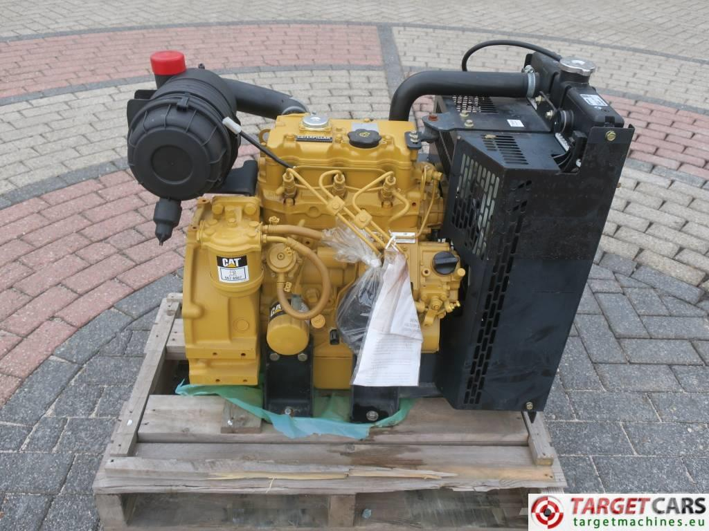 Caterpillar Cat C1.1 Diesel 3-Cylinder Engine 318-1670 UNUSED