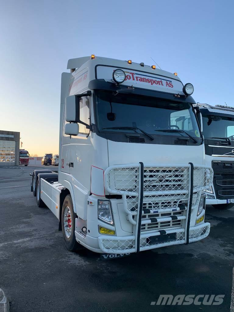 Volvo FH540 6X2 CHASSIS
