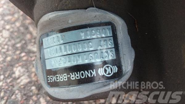 [Other] Knorr Bromsok Knorr SAF