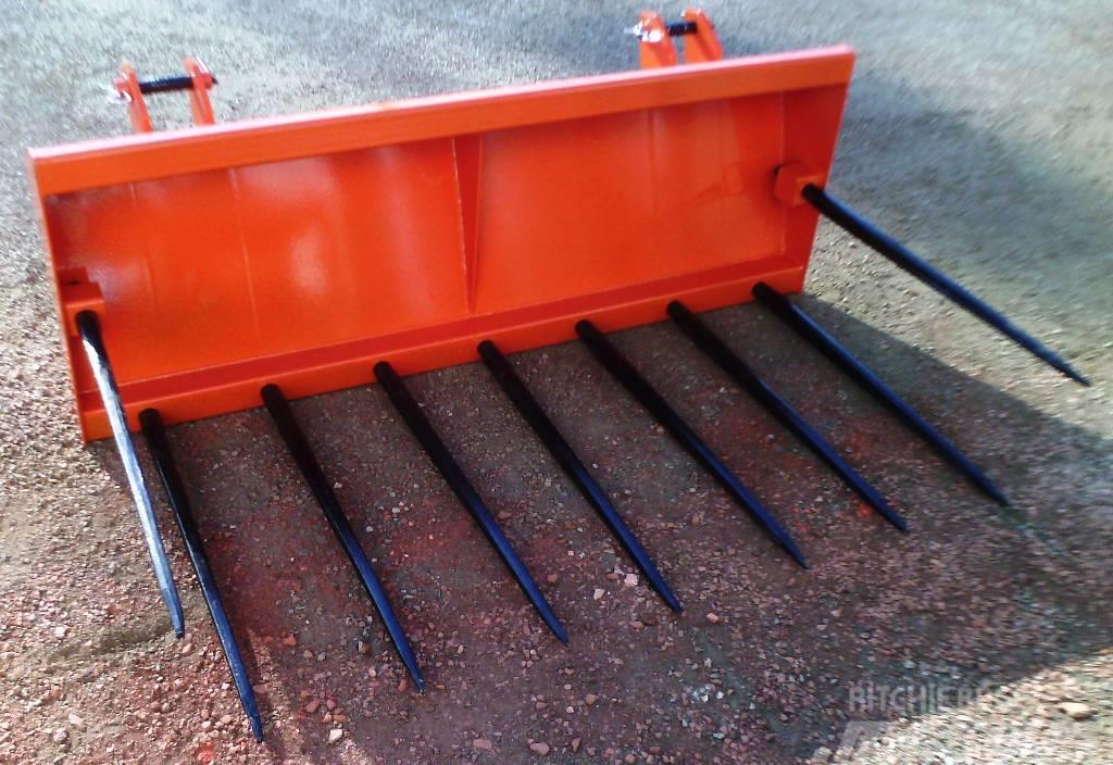 Megas Korpa za stajski đubar L1000