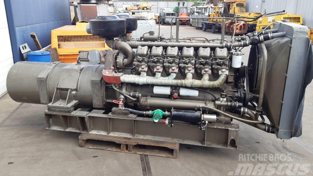 MWM 237 kVA