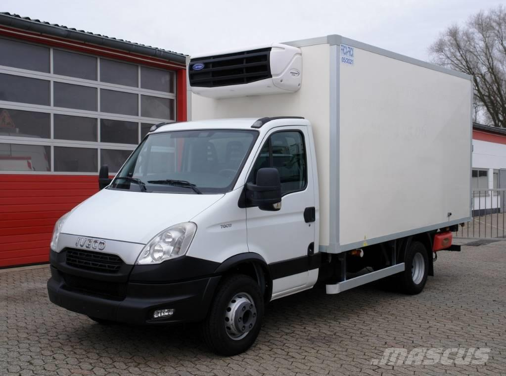 Iveco Daily 70C17 Carrier Xarios 600Mt LBW EURO5 TÜV