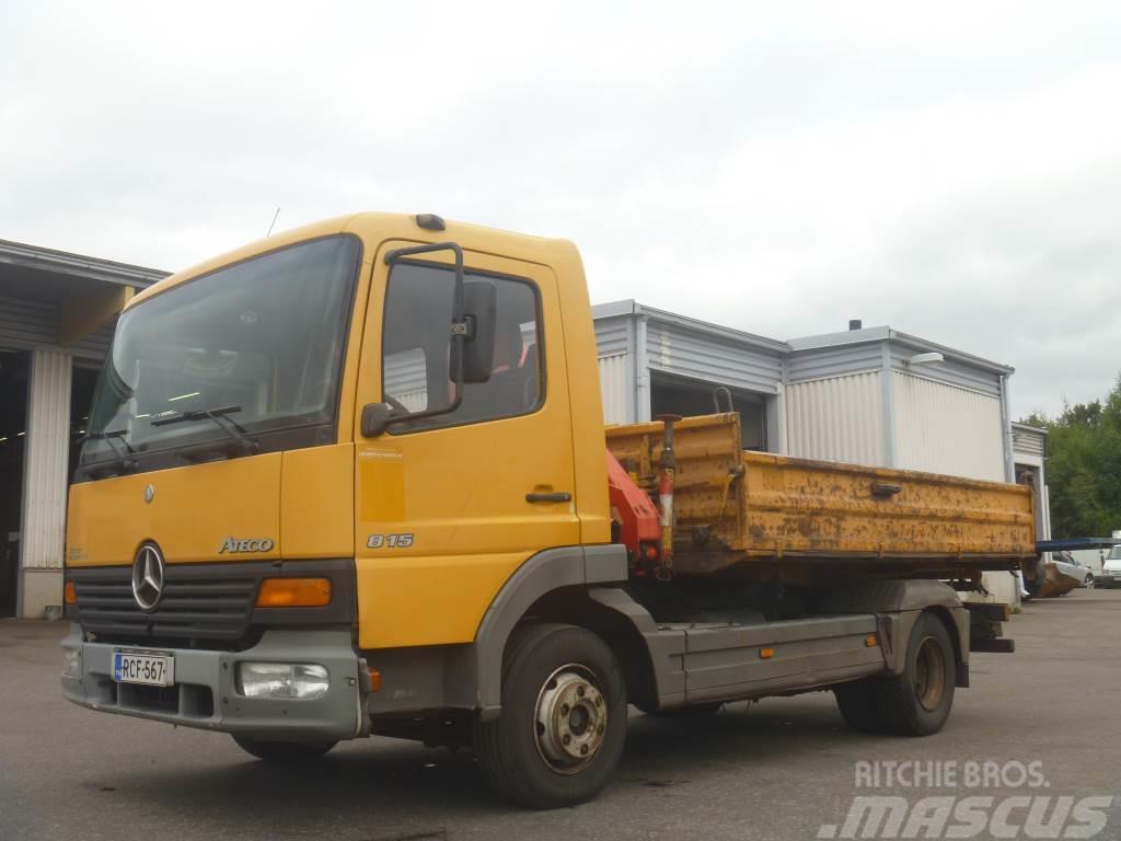 Mercedes-Benz ATECO 815 K