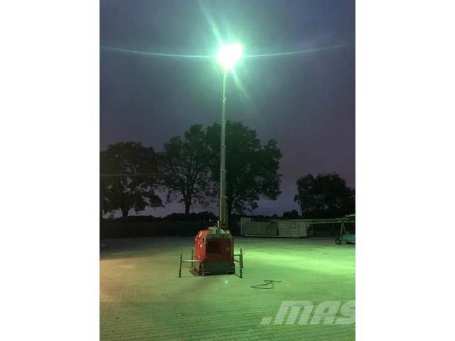 [Other] hydro power cube lichtmast diesel generator