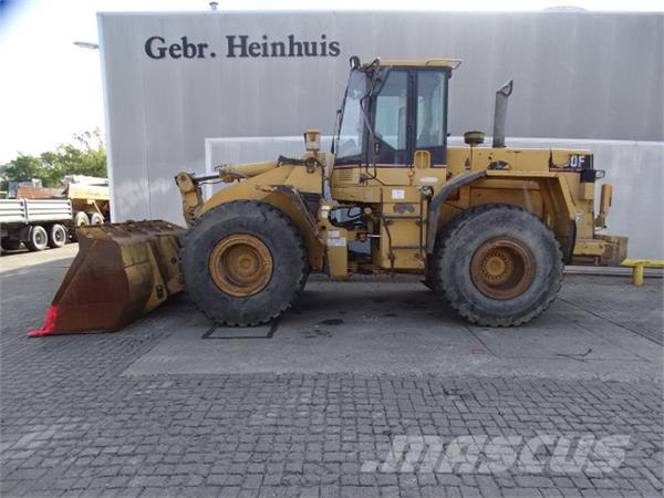 Caterpillar 950 F2 40 KMH German Machine! ID NR 78