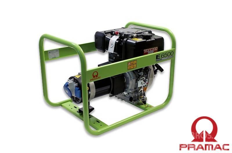 Pramac E6500 230V 5.9 kVA