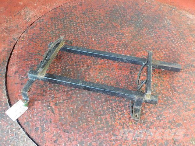 Volvo FH Wheel chock bracket 20531194