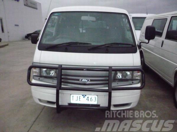 Ford Econovan LWB JH